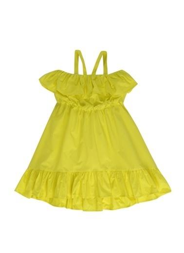 MSGM Elbise Sarı